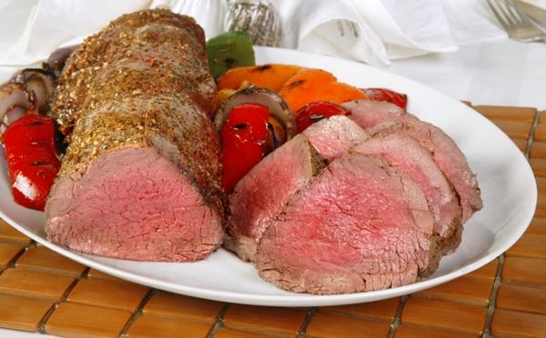 Whole Tenderloin Steak Roast