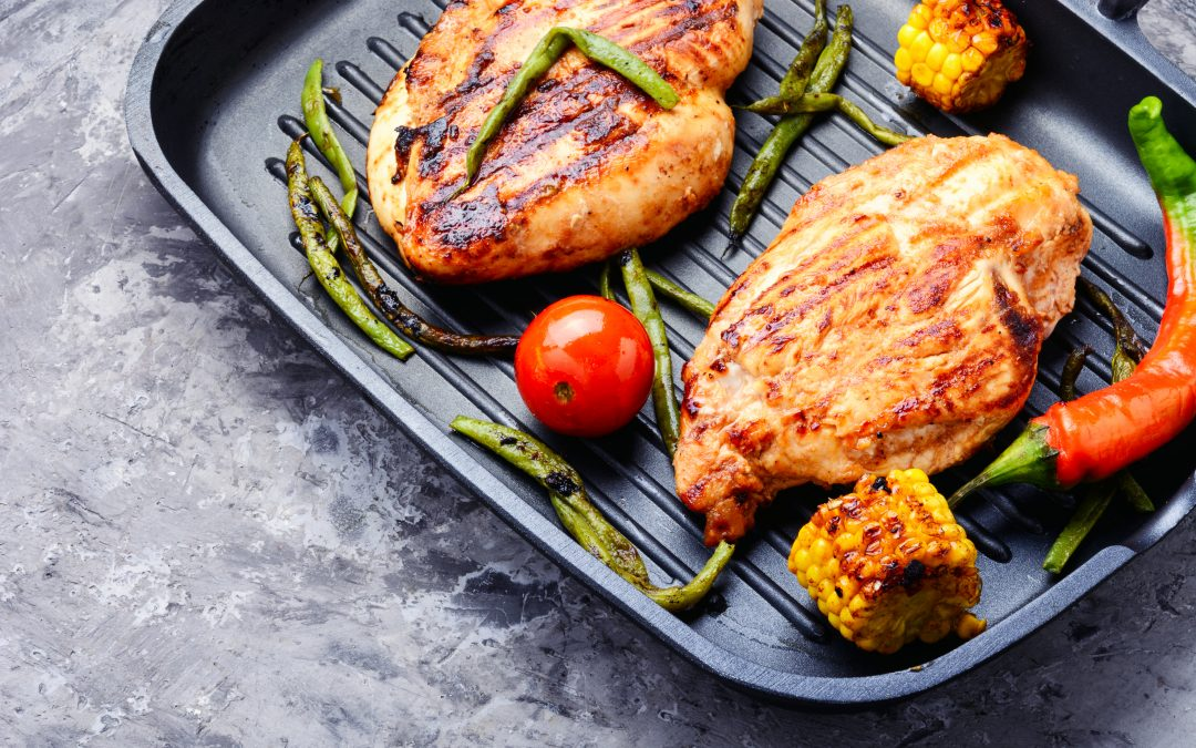 Sante Fe Salsa Chicken Breasts